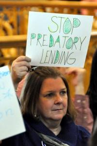 Stop Predatory Lending