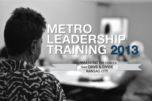 Metro Leadership Training 2013